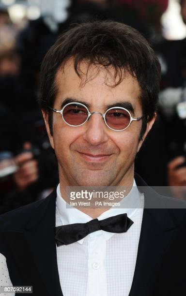 Atom Egoyan arrives for the premiere of Poetry at the Palais de Festival in Cannes France