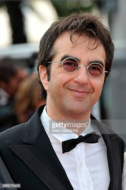 Atom Egoyan at the premiere of Poetry during the 63rd Cannes International Film Festival