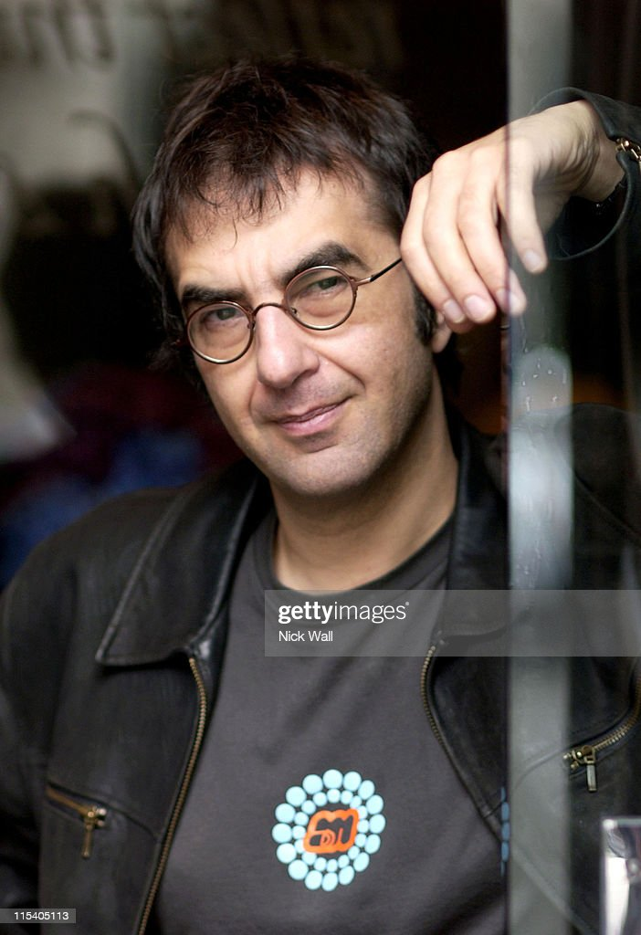 <a gi-track='captionPersonalityLinkClicked' href=/galleries/search?phrase=Atom+Egoyan&family=editorial&specificpeople=215428 ng-click='$event.stopPropagation()'>Atom Egoyan</a> during The Times BFI 49th London Film Festival - <a gi-track='captionPersonalityLinkClicked' href=/galleries/search?phrase=Atom+Egoyan&family=editorial&specificpeople=215428 ng-click='$event.stopPropagation()'>Atom Egoyan</a> Portrait Session at Sofitel in London, Great Britain.
