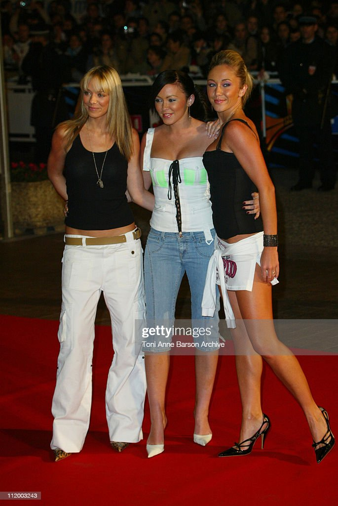 NRJ Music Awards 2003 - Cannes - Arrivals