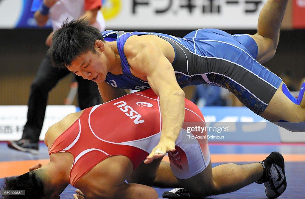 All Japan Wrestling Championships - Day 2