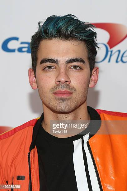 DNCE attend 1061 KISS FM's Jingle Ball 2015 at American Airlines Center on December 1 2015 in Dallas Texas
