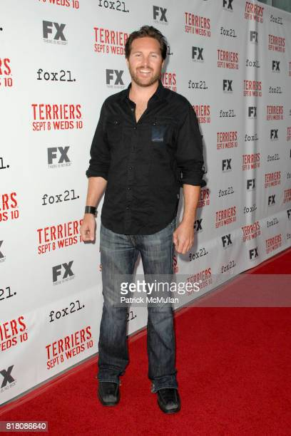 attend Screening Of FX's 'Terriers' at ArcLight Cinemas on September 7th 2010 in Hollywood California
