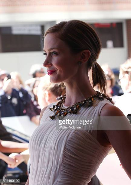 attending the The 2012 Toronto International Film FestivalRed Carpet Arrivals for 'To The Wonder' at the Princess of Wales Theatre in Toronto on...