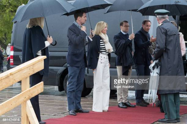 Crown Princess Mette Marit of Norway Crown Prince Pavlos of Greece Princess MarieChantal Greece Prince Daniel of Sweden and Crown Prince Haakon of...