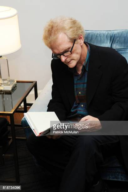 attends Bret Easton Ellis to celebrate the publication of his new novel IMPERIAL BEDROOMS at Penthouse on June 10 2010 in Chateau Marmont California