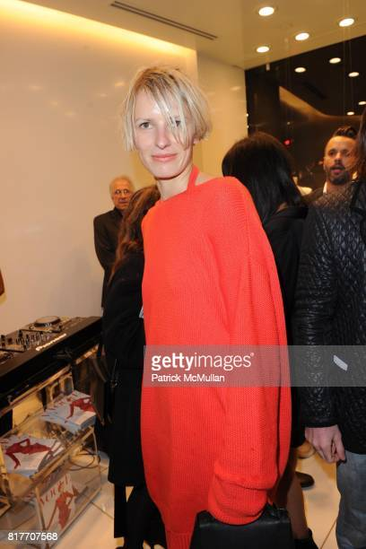 attends Carlos Miele and Vogue Italia Celebrate Limited Edition of TShirts Designed by Lapo Elkann and Bianca Brandolini CONTACT SIPA PRESS FOR SALES...