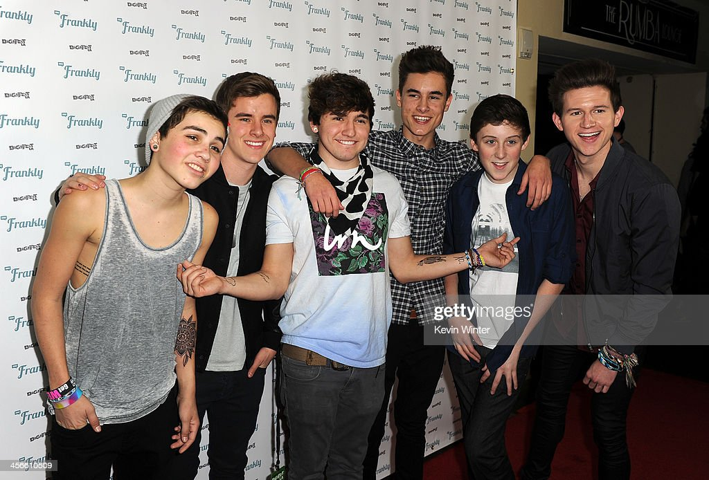 O2L attends DigiFest LA, The Largest YouTube Music Festival, at Hollywood Palladium on December 14, 2013 in Hollywood, California.