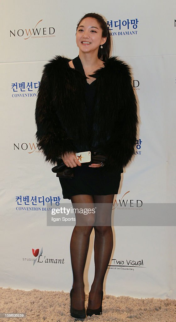VADA attends Hong Rok-Gi's wedding at Convention diaMant on December 16, 2012 in Seoul, South Korea.