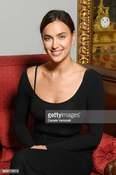 attends Intimissimi On ice 2017 on October 6 2017 in Verona Italy