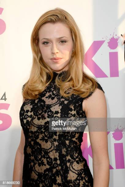 attends 'Killers' Los Angeles Premiere at ArcLight Cinemas on June 1 2010 in Hollywood California