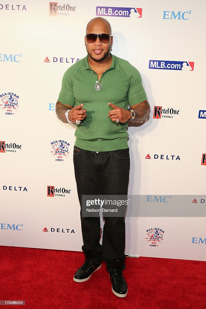 attends Major League Baseball's All Star Bash Presented By MLB.com, Delta And Nivea on July 14, 2013 in New York City.