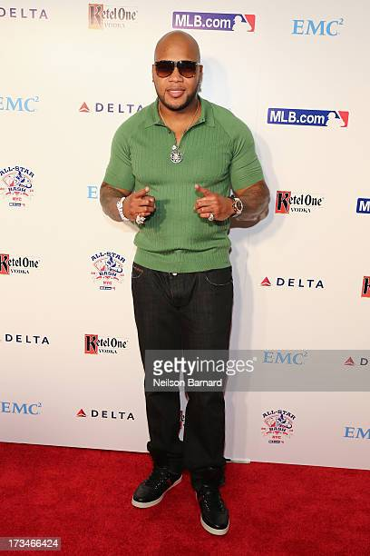 attends Major League Baseball's All Star Bash Presented By MLBcom Delta And Nivea on July 14 2013 in New York City