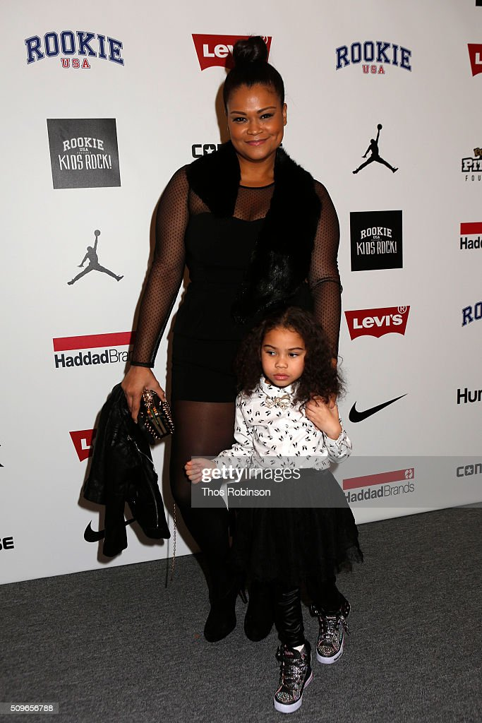 attends Nike/Levi's Kids Rock! Runway Show on February 11, 2016 in New York City.