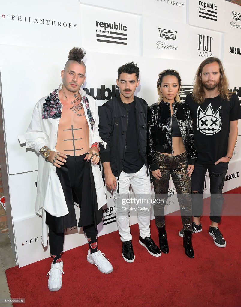 n:PHILANTHROPY Sponsors Republic Records' VMA After Party 2017