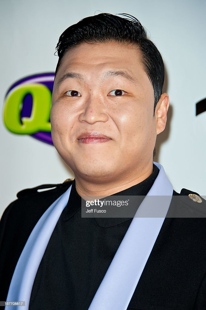PSY attends Q102's Jingle Ball 2012 presented by XFINITY at the Wells Fargo Center on December 5, 2012 in Philadelphia, Pennsylvania.