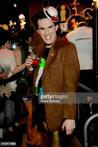 AK47 attends SUSANNE BARTCH and DAVID BARTON host the Launch of REEM at David Barton Gym on January 22 2010 in New York City