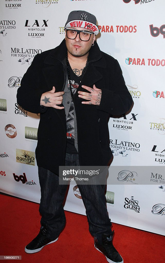 DJ K attends the 13th Annual Latin GRAMMY Awards After-party at LAX Nightclub on November 15, 2012 in Las Vegas, Nevada.