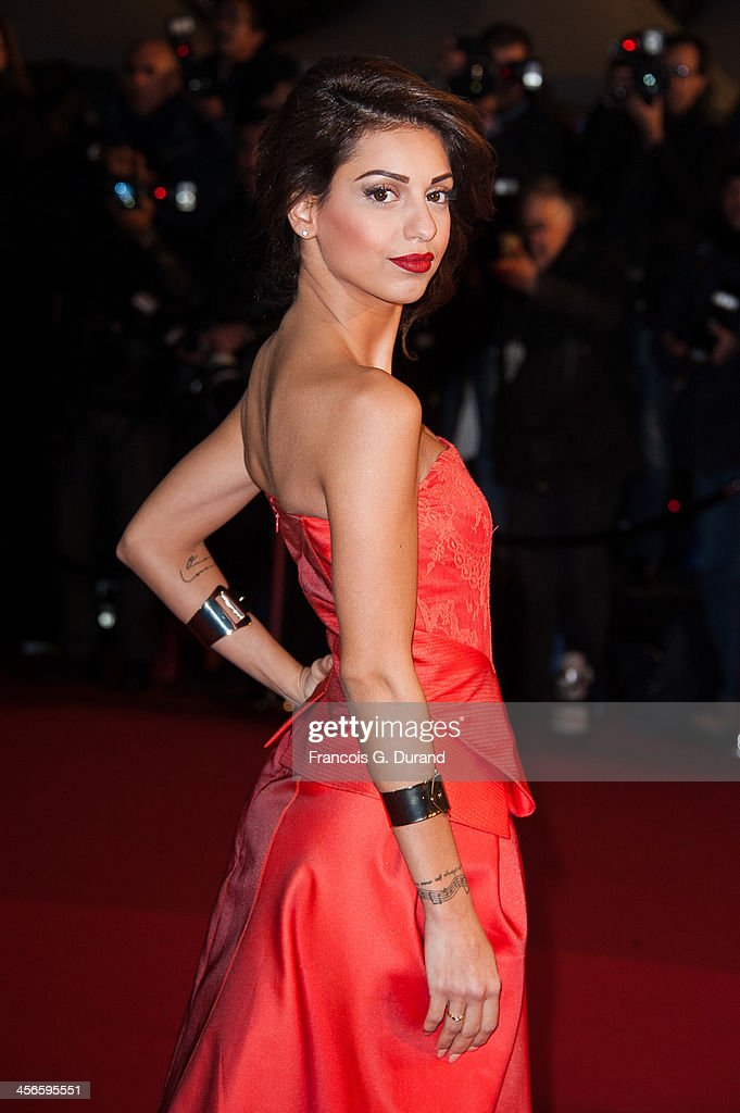 TAL attends the 15th NRJ Music Awards at Palais des Festivals on December 14, 2013 in Cannes, France.