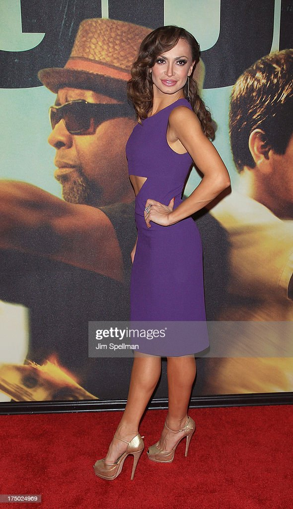 attends the '2 Guns' New York Premiere at SVA Theater on July 29, 2013 in New York City.