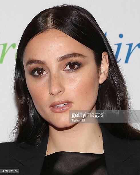 BANKS attends the 2015 Fresh Air Fund's Salute to American Heroes at Pier Sixty at Chelsea Piers on May 28 2015 in New York City