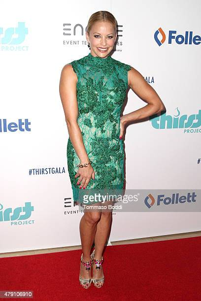 attends the 6th Annual Thirst Gala held at The Beverly Hilton Hotel on June 30 2015 in Beverly Hills California