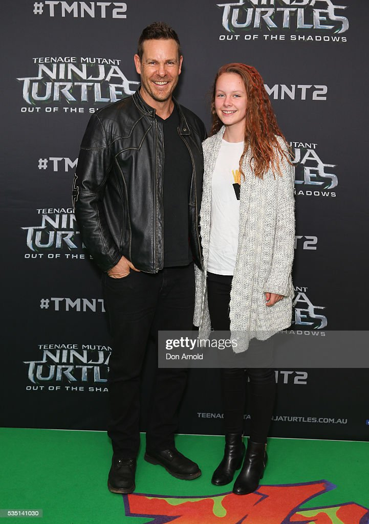 XXX attends the Australian Premiere of Teenage Mutant Ninja Turtles 2 at Event Cinemas George Street on May 29, 2016 in Sydney, Australia.