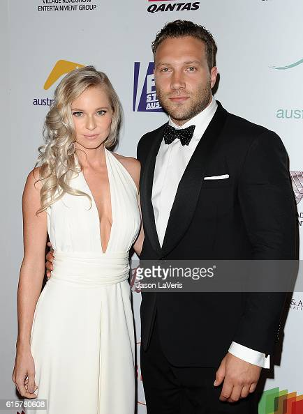 attends the Australians In Film 5th annual awards gala on October 19 2016 in Los Angeles California