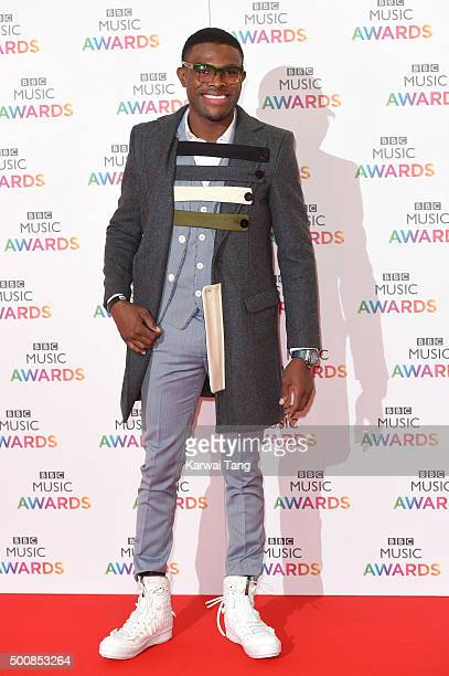 OMI attends the BBC Music Awards at Genting Arena on December 10 2015 in Birmingham England