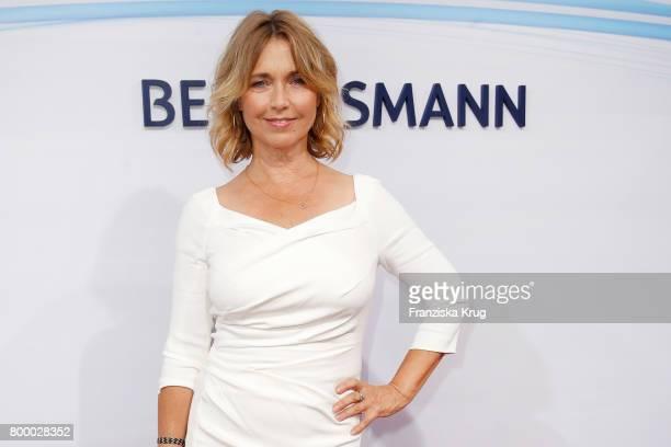 attends the 'Bertelsmann Summer Party' at Bertelsmann Repraesentanz on June 22 2017 in Berlin Germany