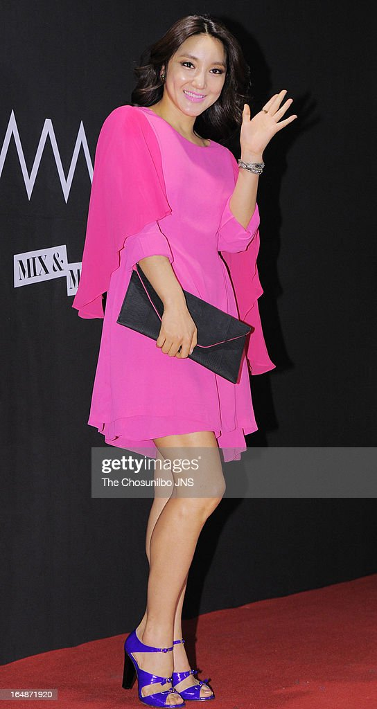 VADA attends the 'drww.' launch & beauty talk concert at Conrad Hotel on March 28, 2013 in Seoul, South Korea.