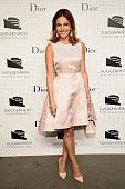 attends the Guggenheim International Gala PreParty made possible by Dior on November 5 2014 in New York City