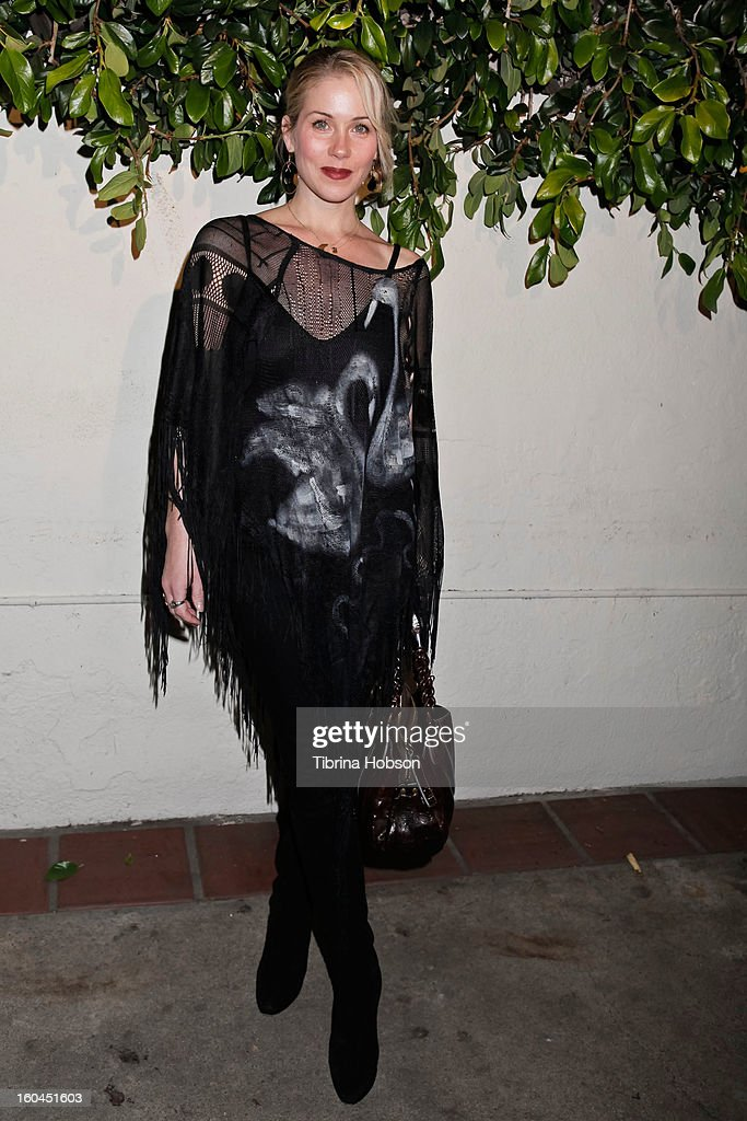 attends the 'Kumpania Flamenco' premiere at El Cid on January 31, 2013 in Los Angeles, California.