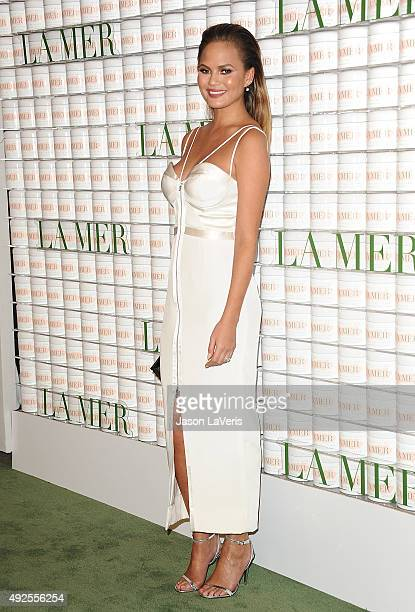 2 attends the La Mer celebration of an Icon event at Siren Studios on October 13 2015 in Hollywood California