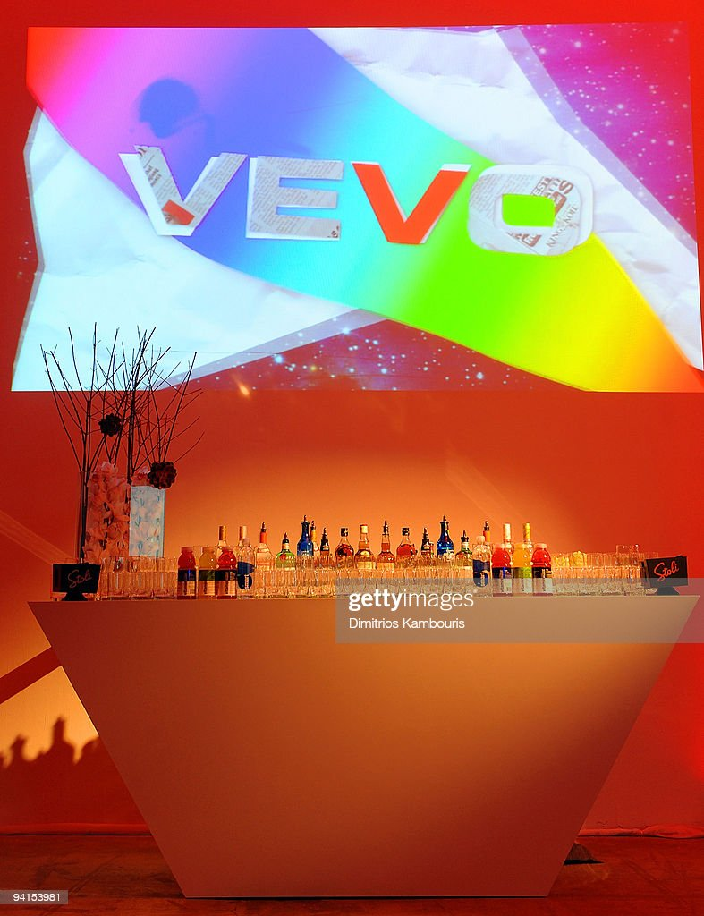 attends the launch of VEVO, the world's premiere destination for premium music video and entertainment at Skylight Studio on December 8, 2009 in New York City.