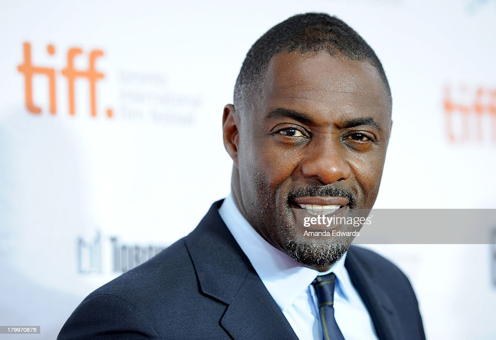 attends the 'Mandela: Long Walk To Freedom' premiere during the 2013 Toronto International Film Festival at Roy Thomson Hall on September 7, 2013 in Toronto, Canada.