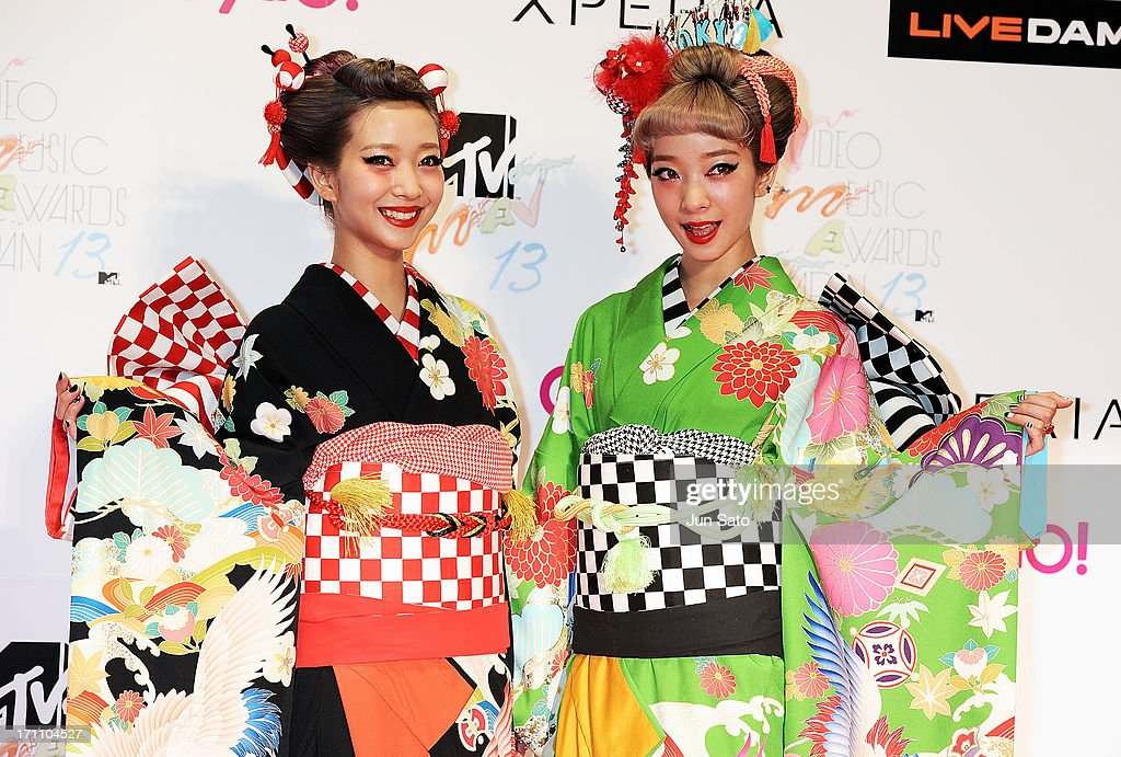 AMIAYA attends the MTV Video Music Awards Japan 2013 at Makuhari Messe on June 22, 2013 in Chiba, Japan.