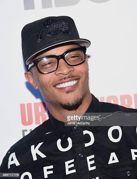 I attends the 'Muhammad Ali The People's Champ' Opening Night Film 2015 Urbanworld Film Festival Inside Arrivals at AMC Empire 25 theater on...