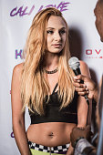 A attends the Music Video Release Party For 'Cali Love' at Stir Lounge on July 15 2016 in Sherman Oaks California