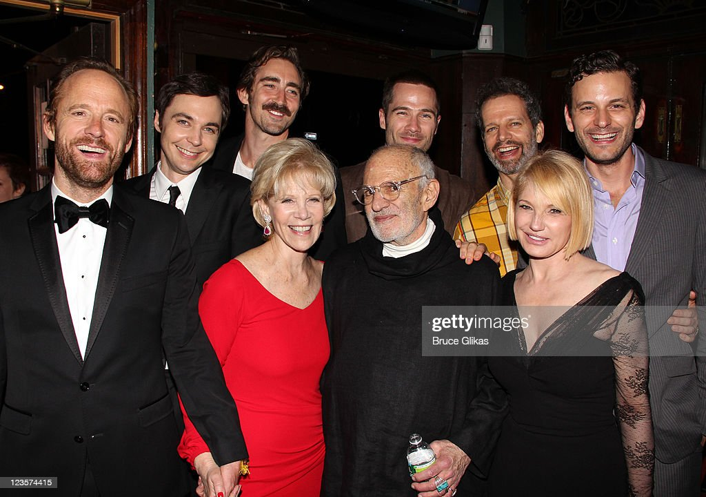 attends 'The Normal Heart' After Party for The 2011 Tony Awards at the Amsterdam Ale House on June 12, 2011 in New York City.