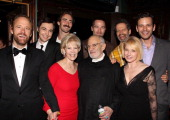 attends 'The Normal Heart' After Party for The 2011 Tony Awards at the Amsterdam Ale House on June 12 2011 in New York City