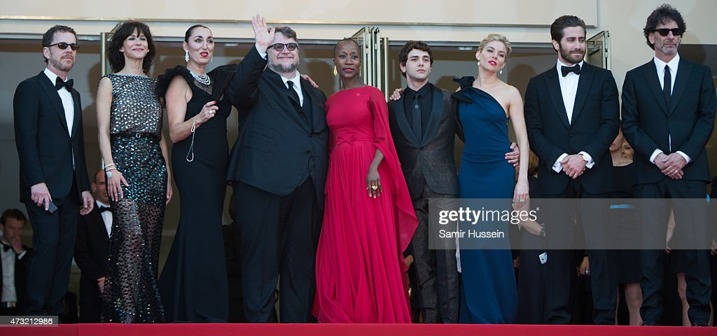 attends the opening ceremony and premiere of 'La Tete Haute ('Standing Tall') during the 68th annual Cannes Film Festival on May 13, 2015 in Cannes, France.