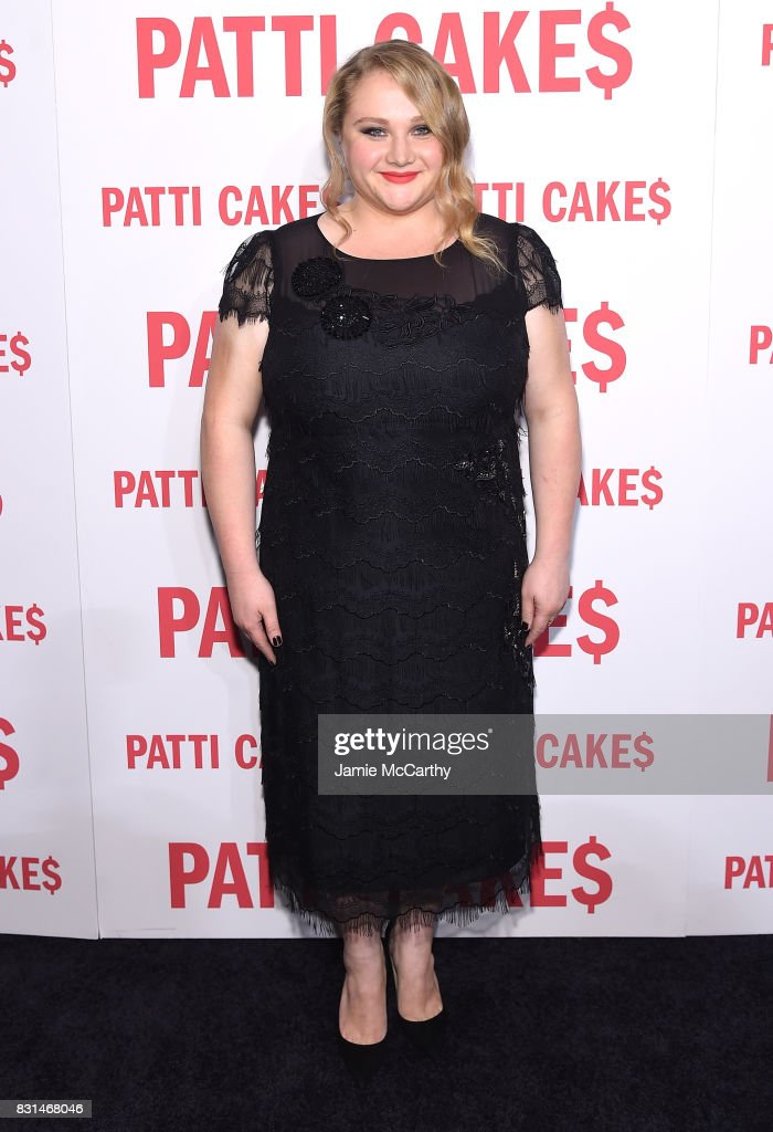 attends the 'Patti Cake$' New York Premiere at The Metrograph on August 14, 2017 in New York City.