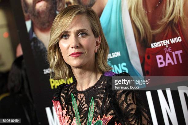 attends the premiere of Relativity Media's 'Masterminds' held at TCL Chinese Theatre on September 26 2016 in Hollywood California