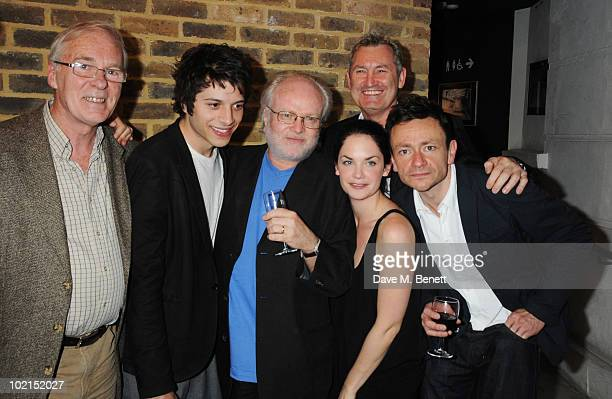 XXX attends the press night of 'Through A Glass Darkly' at the Almeida Theatre on June 16 2010 in London England