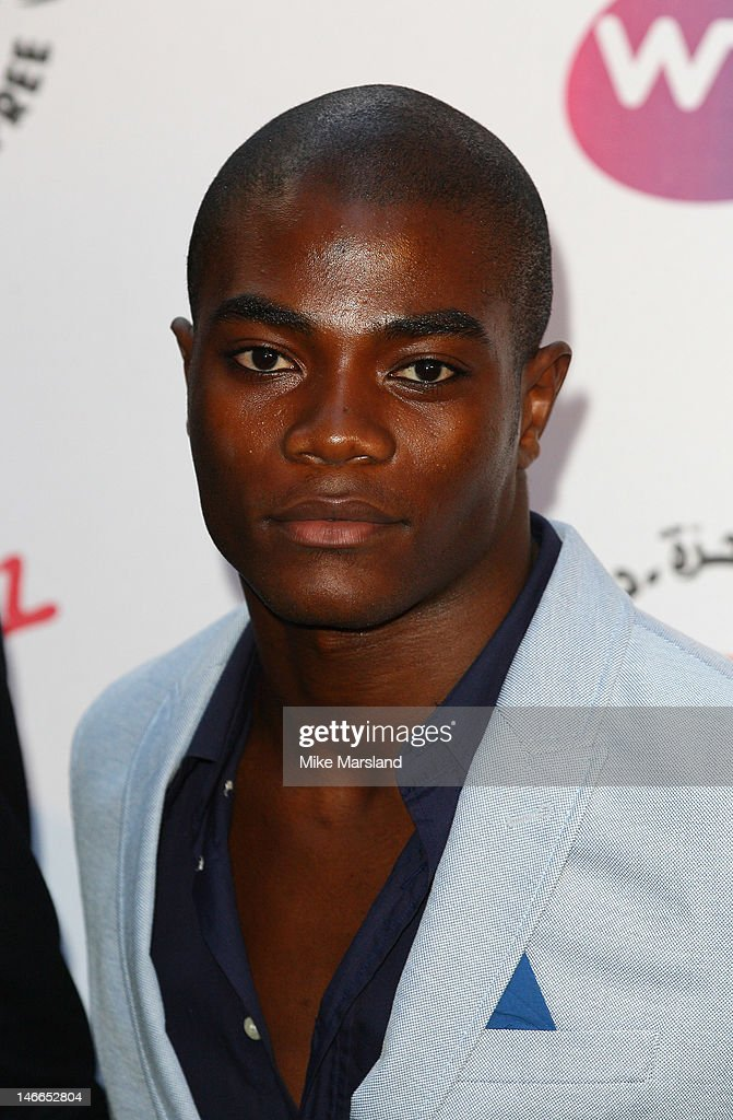 BB attends the Pre-Wimbledon Party at Kensington Roof Gardens on June 21, 2012 in London, England.