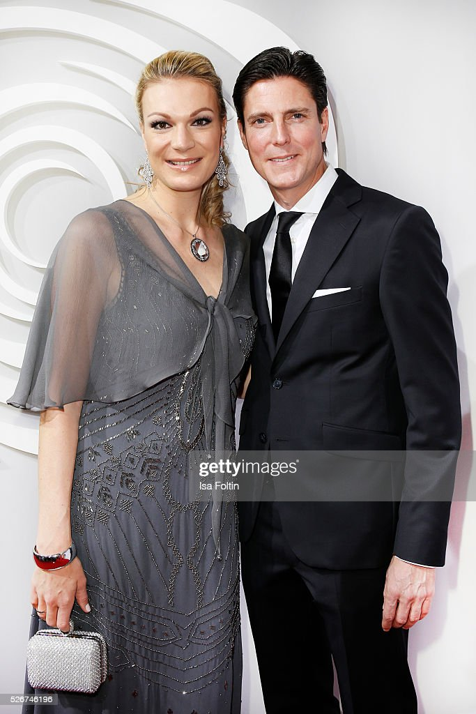 attends the Rosenball 2016 on April 30, 2016 in Berlin, Germany.