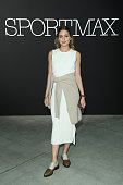 Sportmax - Arrivals and Front Row - Milan Fashion Week...