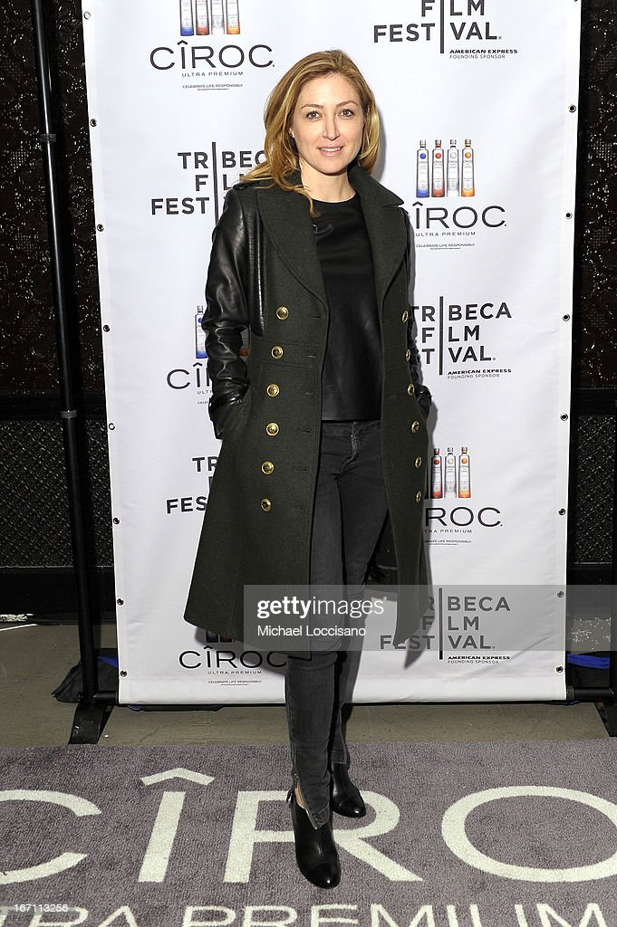 attends the Tribeca Film Festival 2013 after party for 'Trust Me' sponsored by Ciroc on April 20, 2013 in New York City.