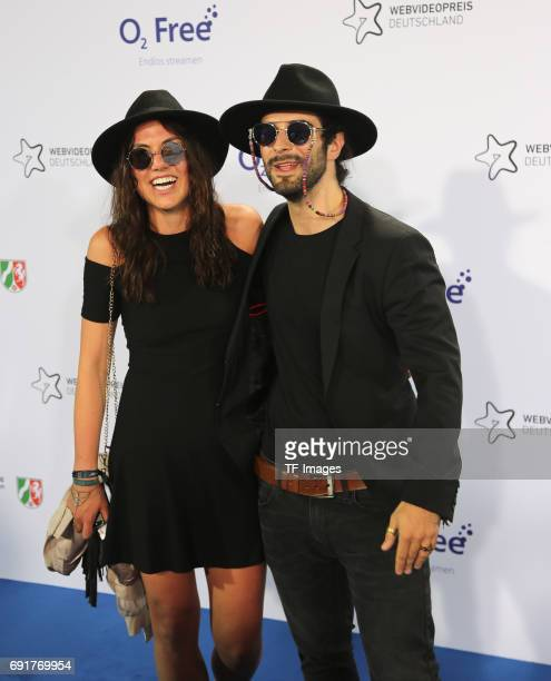 BA attends the Webvideopreis Deutschland 2017 at ISS Dome on June 1 2017 in Duesseldorf Germany